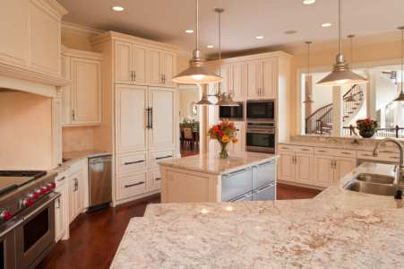 Custom cabinetry by Valen Properties, LLC