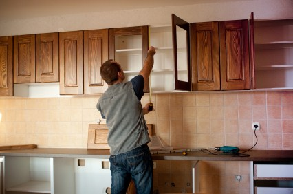 Cabinet Installation in Lake City by Valen Properties, LLC